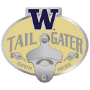 Siskiyou Buckle CTH49TZ Washington Huskies Tailgater Hitch Cover Class III