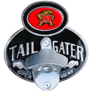 Siskiyou Buckle CTH64PD Maryland Terrapins Tailgater Hitch Cover Class III