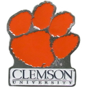 Siskiyou Buckle CTH69B Clemson Tigers Hitch Cover Class III Wire Plugs