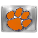 Siskiyou Buckle CTH69S Clemson Tigers Hitch Cover Class II and Class III Metal Plugs