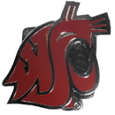 Siskiyou Buckle CTH71B Washington St. Cougars Hitch Cover Class III Wire Plugs