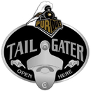 Siskiyou Buckle CTH84TZ Purdue Boilermakers Tailgater Hitch Cover Class III