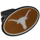 Siskiyou Buckle CTHP22 Texas Longhorns - Plastic Hitch Cover Class III