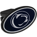 Siskiyou Buckle CTHP27 Penn St. Nittany Lions  Plastic Hitch Cover Class III