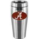 Siskiyou Buckle CTMS13 Alabama Crimson Tide Steel Travel Mug