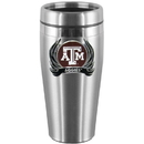 Siskiyou Buckle CTMS26F Texas A & M Aggies Steel Travel Mug