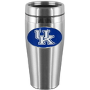 Siskiyou Buckle CTMS35 Kentucky Wildcats Steel Travel Mug