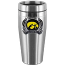 Siskiyou Buckle CTMS52F Iowa Hawkeyes Steel Travel Mug