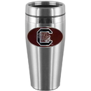 Siskiyou Buckle CTMS63 S. Carolina Gamecocks Steel Travel Mug