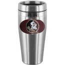 Siskiyou Buckle CTMS7 Florida St. Seminoles Steel Travel Mug