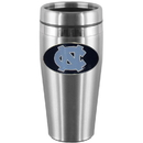 Siskiyou Buckle CTMS9 N. Carolina Tar Heels Steel Travel Mug