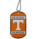 Siskiyou Buckle CTN25 Tennessee Volunteers Tag Necklace