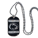 Siskiyou Buckle CTN27 Penn St. Nittany Lions Tag Necklace