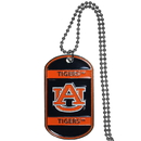 Siskiyou Buckle CTN42 Auburn Tigers Tag Necklace