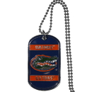 Siskiyou Buckle CTN4 Florida Gators Tag Necklace