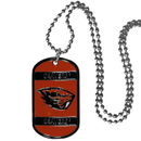 Siskiyou Buckle CTN72 Oregon St. Beavers Tag Necklace