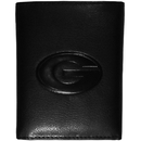 Siskiyou Buckle Georgia Bulldogs Embossed Tri-fold Wallet, CTRE5