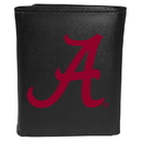 Siskiyou Buckle CTRL13 Alabama Crimson Tide Tri-Fold Wallet Large Logo