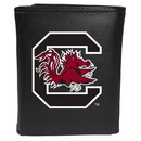 Siskiyou Buckle CTRL63 S. Carolina Gamecocks Tri-Fold Wallet Large Logo