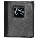 Siskiyou Buckle CTRN27 Penn St. Nittany Lions Leather Tri-fold Wallet