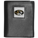 Siskiyou Buckle CTRN67 Missouri Tigers Leather Tri-fold Wallet