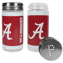 Siskiyou Buckle Alabama Crimson Tide Tailgater Salt & Pepper Shakers, CTSP13