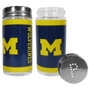Siskiyou Buckle Michigan Wolverines Tailgater Salt & Pepper Shakers, CTSP36