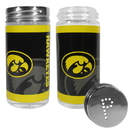 Siskiyou Buckle Iowa Hawkeyes Tailgater Salt & Pepper Shakers, CTSP52