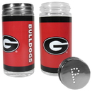 Siskiyou Buckle Georgia Bulldogs Tailgater Salt & Pepper Shakers, CTSP5