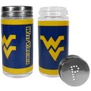 Siskiyou Buckle W. Virginia Mountaineers Tailgater Salt & Pepper Shakers, CTSP60