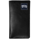 Siskiyou Buckle CTW112 TCU Horned Frogs Leather Tall Wallet