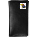 Siskiyou Buckle CTW21 Kansas Jayhawks Leather Tall Wallet