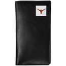 Siskiyou Buckle CTW22 Texas Longhorns Leather Tall Wallet