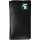 Siskiyou Buckle CTW41 Michigan St. Spartans Leather Tall Wallet