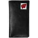 Siskiyou Buckle CTW51 Wisconsin Badgers Leather Tall Wallet