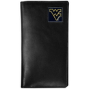 Siskiyou Buckle CTW60 W. Virginia Mountaineers Leather Tall Wallet