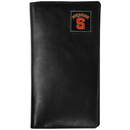 Siskiyou Buckle CTW62 Syracuse Orange Leather Tall Wallet