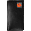 Siskiyou Buckle CTW69 Clemson Tigers Leather Tall Wallet