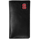 Siskiyou Buckle CTW79 N. Carolina St. Wolfpack Leather Tall Wallet