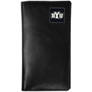 Siskiyou Buckle CTW86 BYU Cougars Leather Tall Wallet
