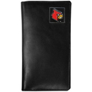 Siskiyou Buckle CTW88 Louisville Cardinals Leather Tall Wallet