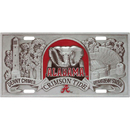 Siskiyou Buckle CVP13E Alabama Crimson Tide Collector's License Plate