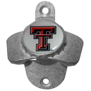Siskiyou Buckle CWBO30 Texas Tech Raiders Wall Mounted Bottle Opener
