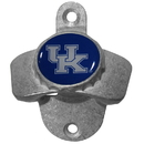 Siskiyou Buckle CWBO35 Kentucky Wildcats Wall Mounted Bottle Opener