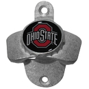 Siskiyou Buckle CWBO38 Ohio St. Buckeyes Wall Mounted Bottle Opener