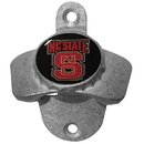 Siskiyou Buckle CWBO79 N. Carolina St. Wolfpack Wall Mounted Bottle Opener