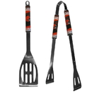 Siskiyou Buckle F2BQ025 Cleveland Browns 2 pc Steel BBQ Tool Set