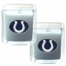 Siskiyou Buckle F2CD050 Indianapolis Colts Scented Candle Set