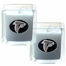 Siskiyou Buckle F2CD070 Atlanta Falcons Scented Candle Set