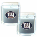 Siskiyou Buckle F2CD090 New York Giants Scented Candle Set